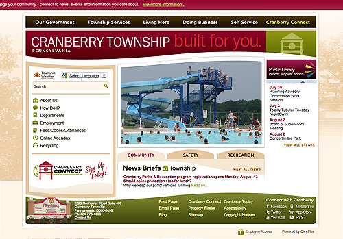 Cranberry Township