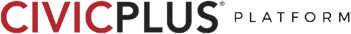 CIvicPlus Platform Wordmark