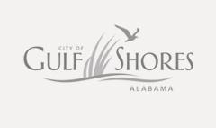 Municipal website design - Gulf Shores AL