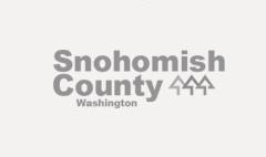 Municipal website design for Snohomish County WA