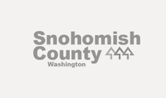 Municipal website design for Snohomish County WA