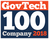 GovTech 100 2018 Badge