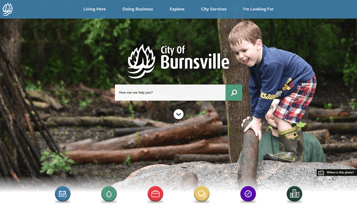 Burnsville_MN_CivicPlus_Website_Award_Winner_2019