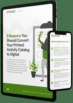 Activity Catalog Checklist Image