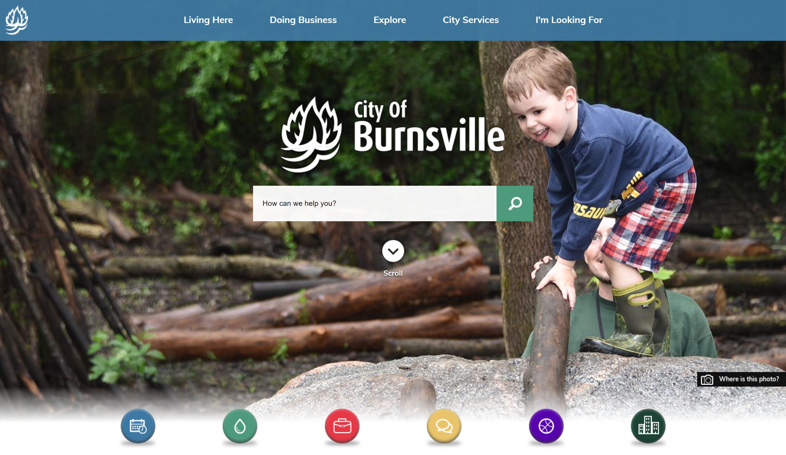 Burnsville_MN_CivicPlus_Website_Award_Winner_2019