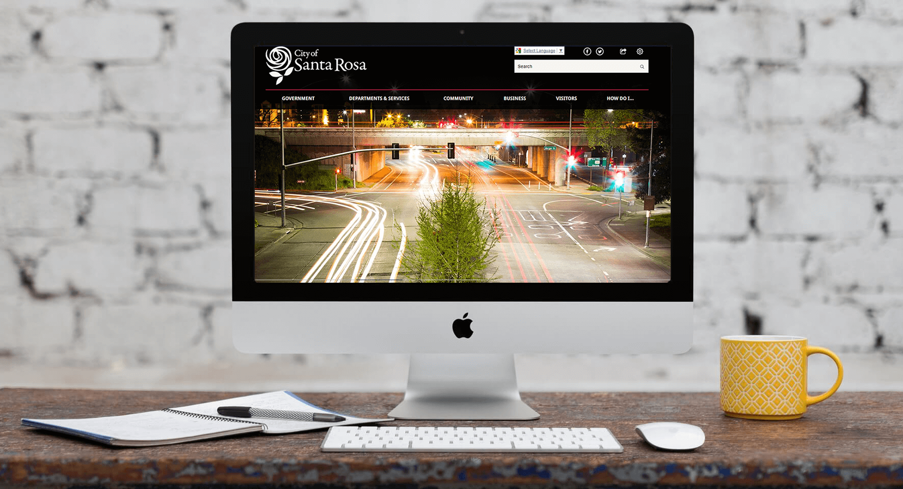 Santa Rosa, CA Partners with CivicEngage for New City Website Design_home_sm.png