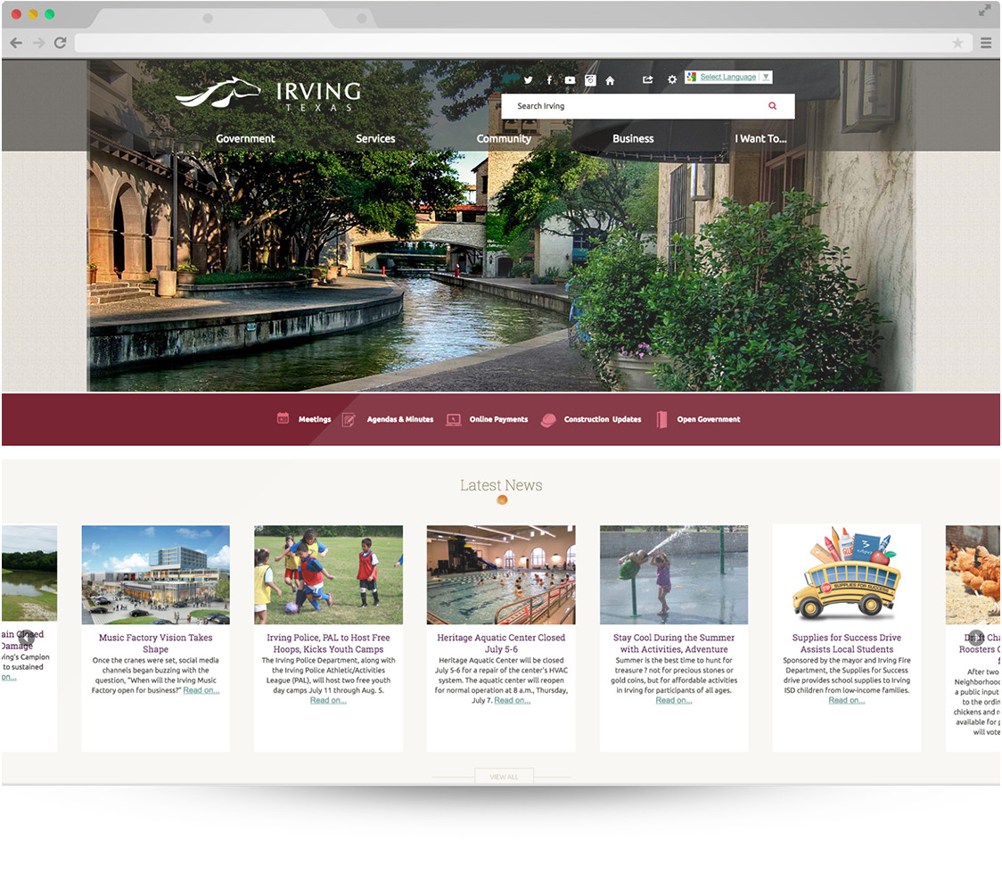 Web Design Degree Texas