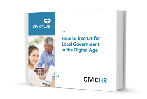 Recruit the Next Generation of Local Government Employees in the Digital Age