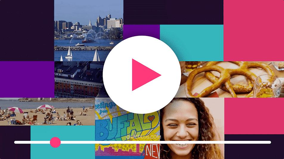 CivicSummit 2020 Video Player