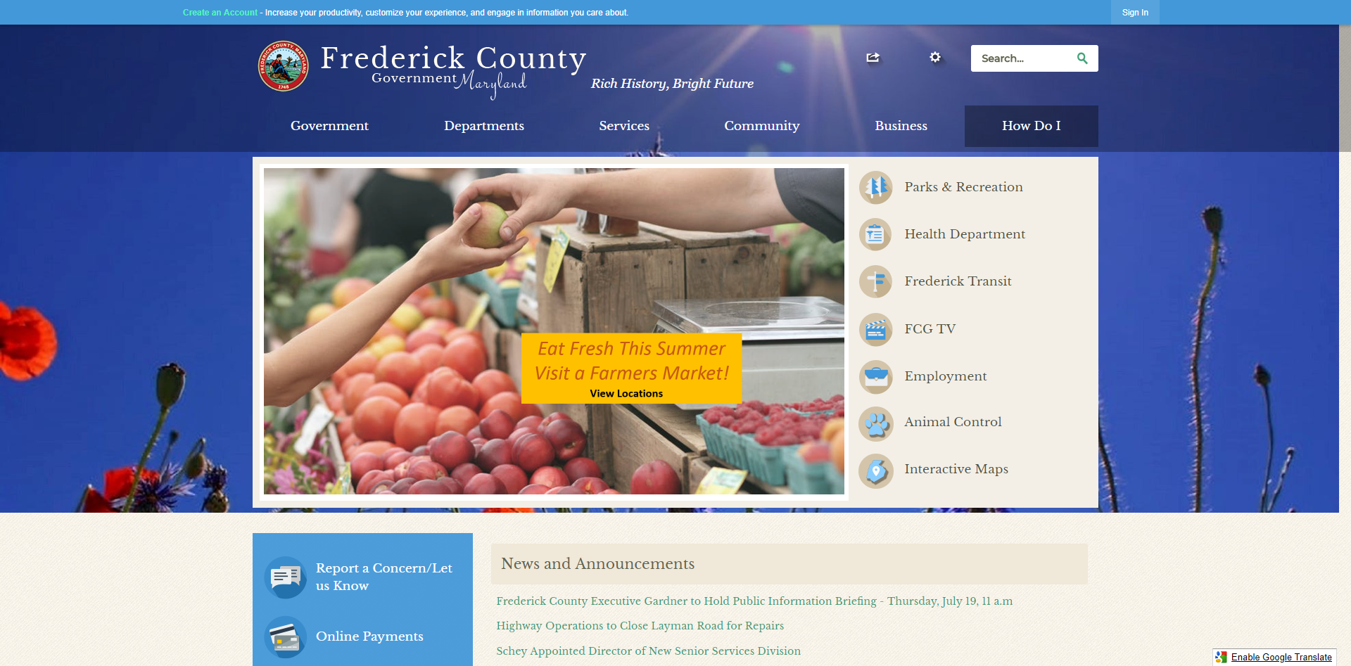 Frederick_County_MD_2018_Digital_Counties_Award_Winner