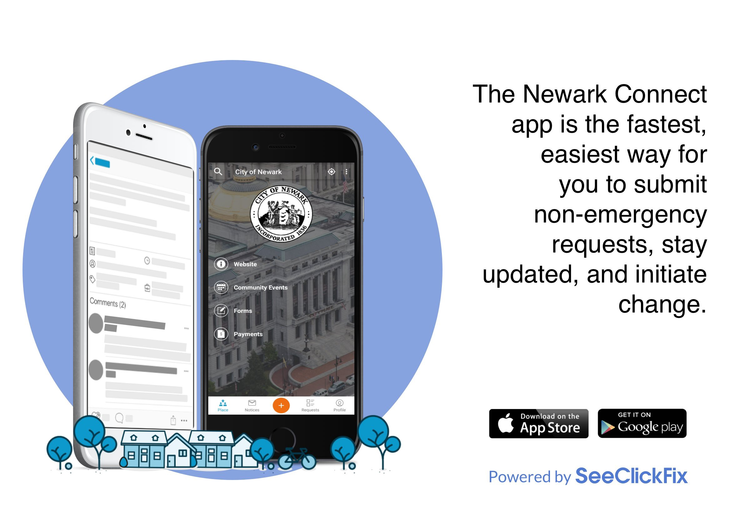 Newark_NJ App Launch
