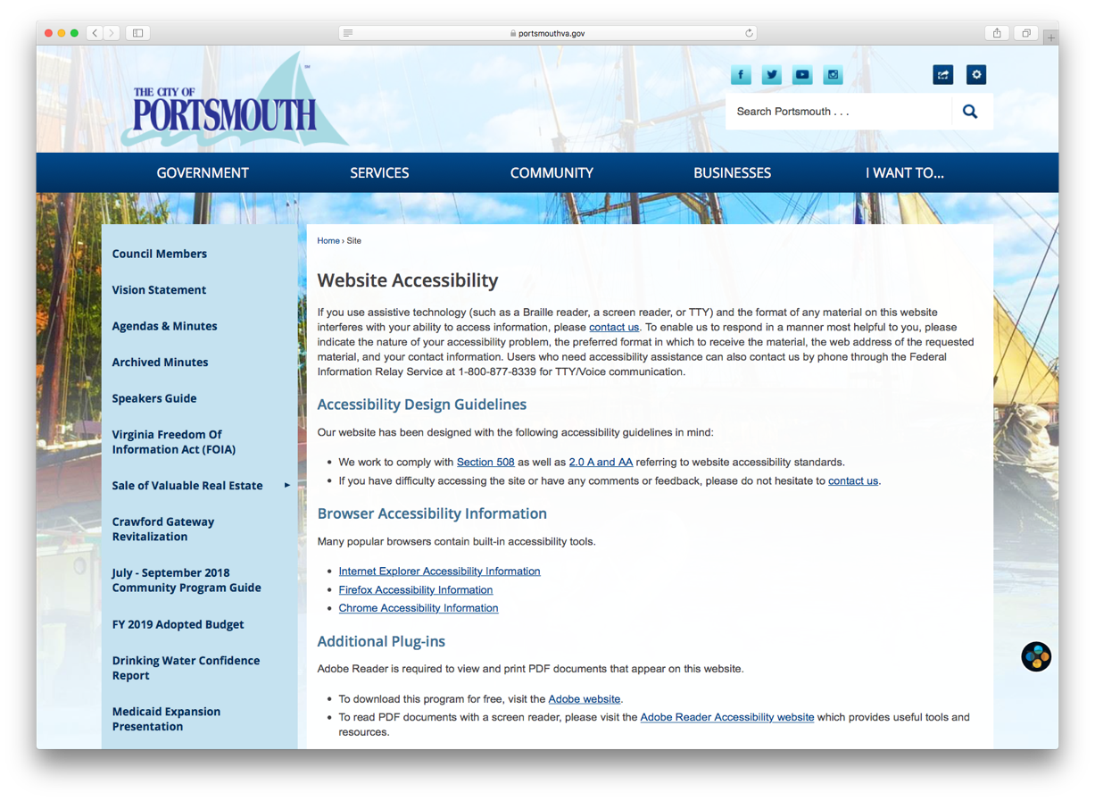 Portsmouth_Accessibility_Statement