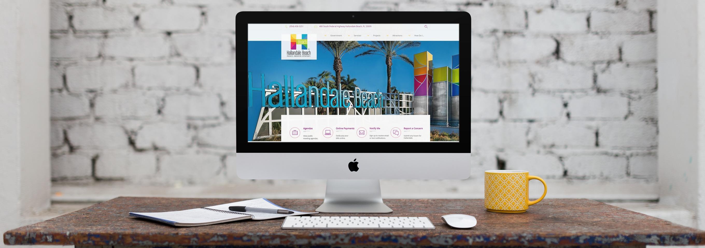 Five Inspiring City Website Designs_Hallendale_Beach.jpg