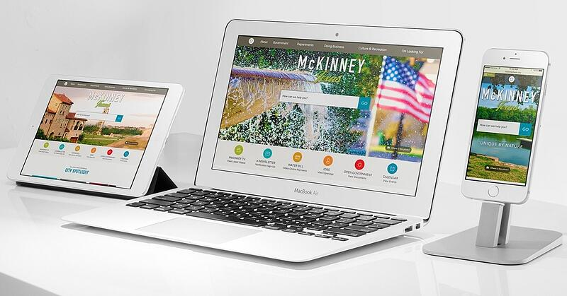 Five Inspiring City Website Designs_McKinney_TX.jpg