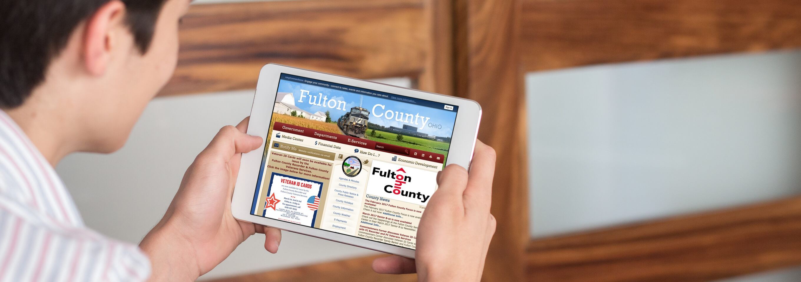 Fulton, OH Uses CivicMobile App to Implement Creative Citizen Engagement Strategies_Home (1).jpg