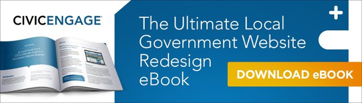 Ultimate Local Government Website Redesign eBook