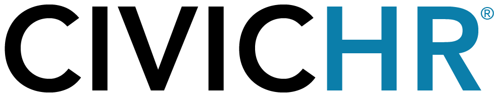 CivicHR Wordmark