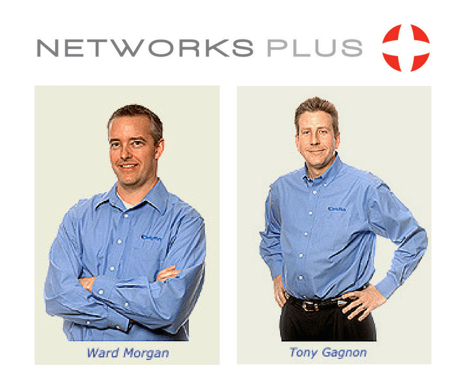 NetworksPlus Ward and Tony