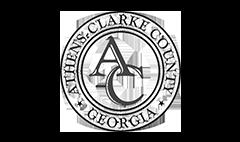 Athens Clarke County logo_grey