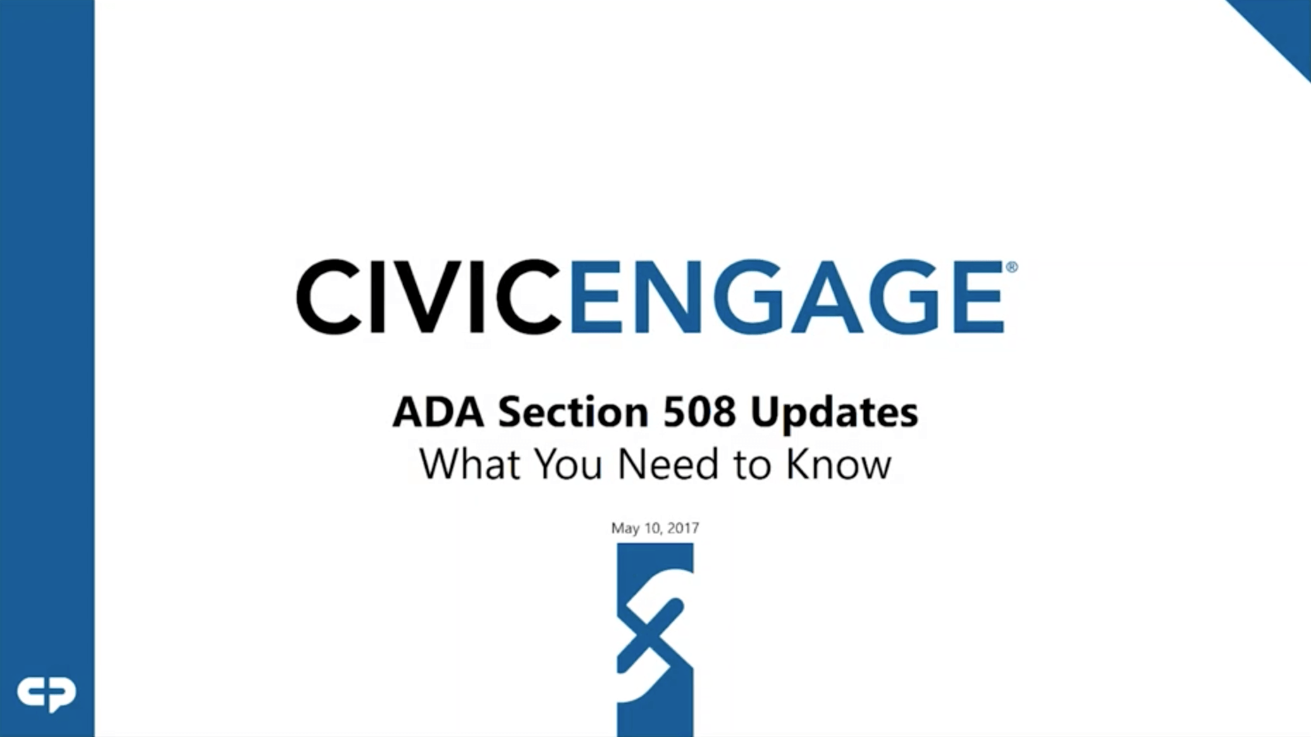 Accessibility: The Latest Section 508 Requirements