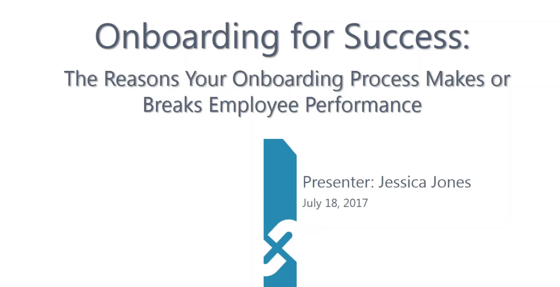 The Reasons Your Onboarding Process Makes or Breaks Employee Performance
