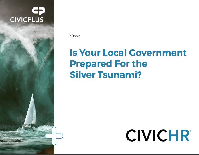Is Your Local Government Prepared for the Silver Tsunami?