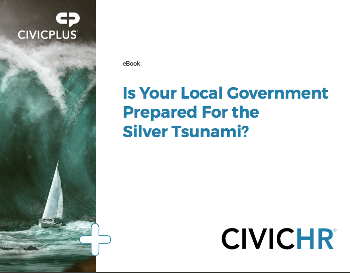 Is Your Local Government Prepared for the Silver Tsunami?
