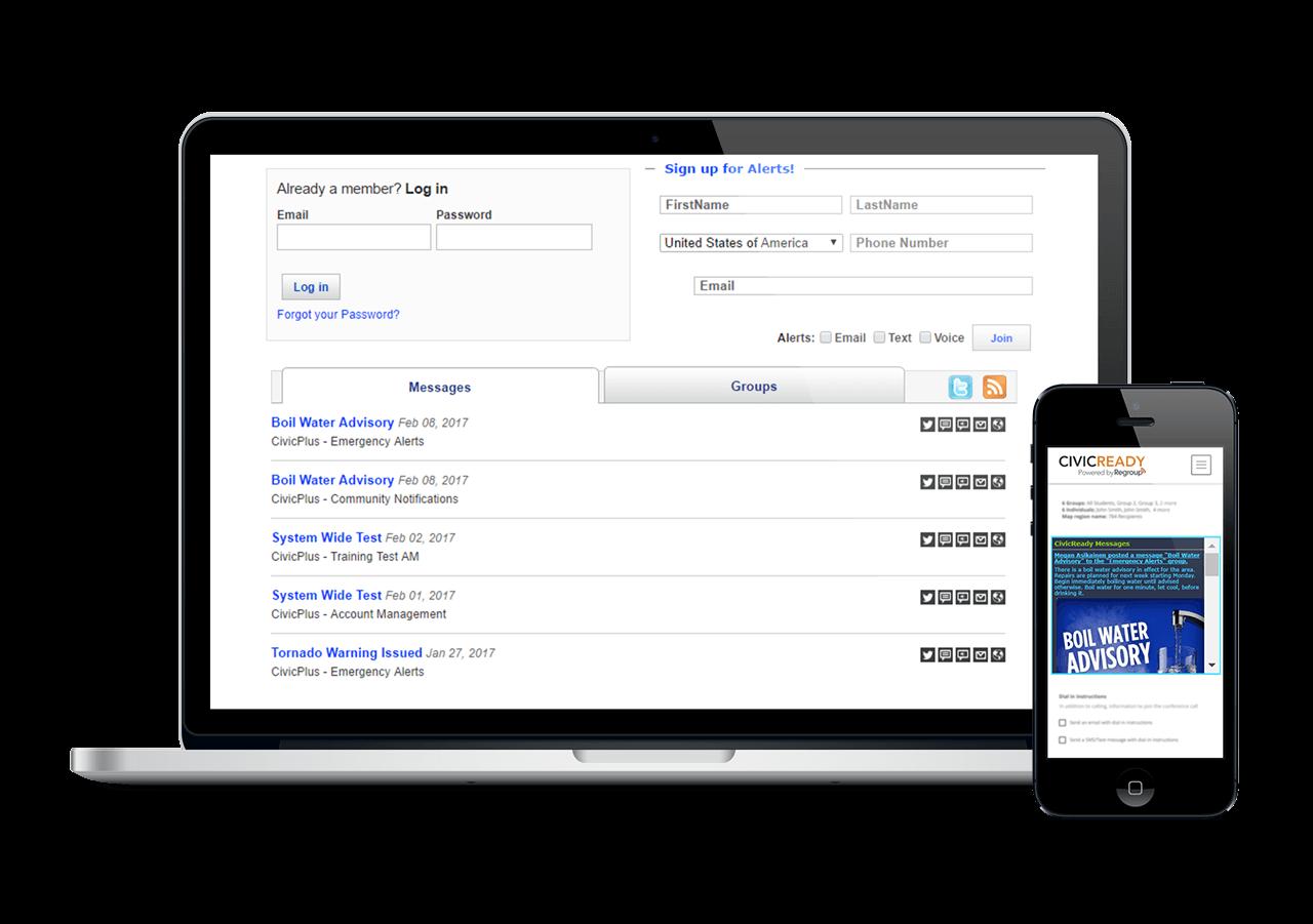 Website Embeds