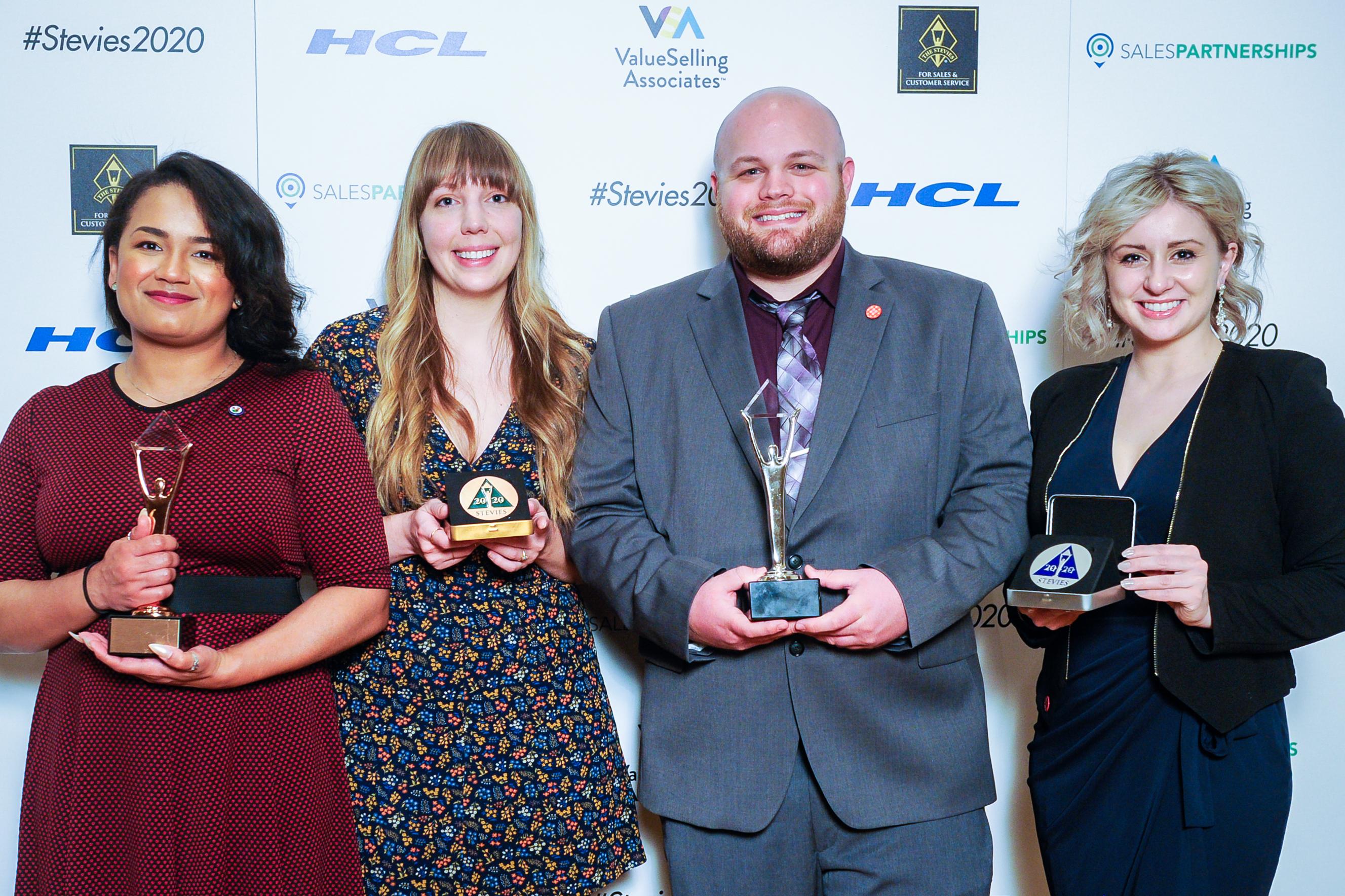 CivicPlus_Wins_Silver_Bronze_Stevie_Las_Vegas