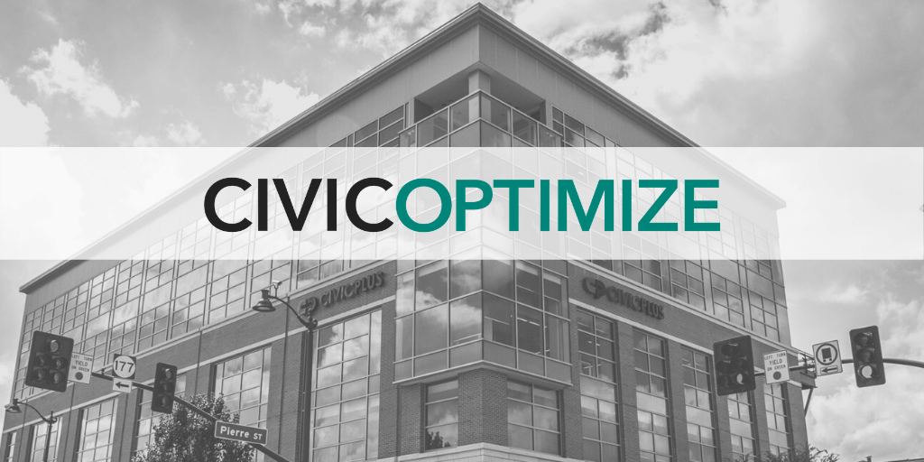 CivicPlus Announces the Launch of CivicOptimize Productivity