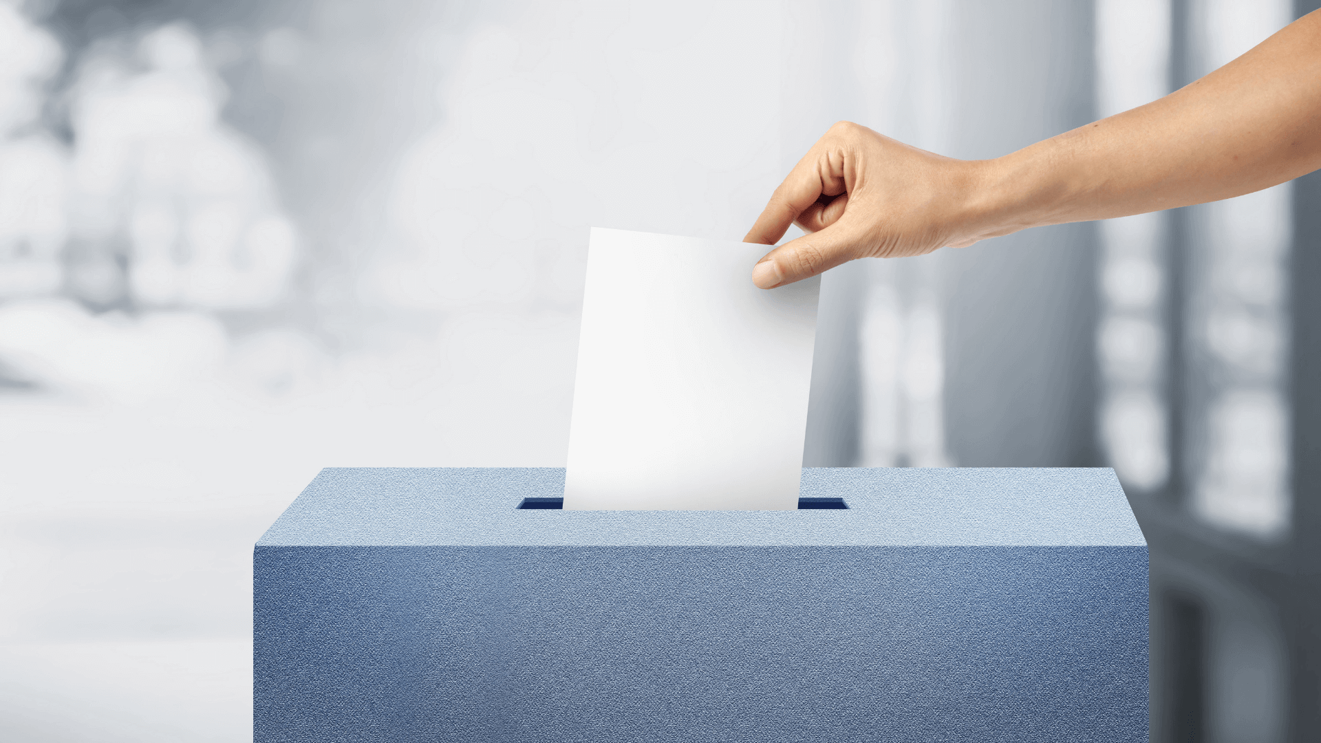 The Safest Place for Your Voter Registration Data is in the Cloud