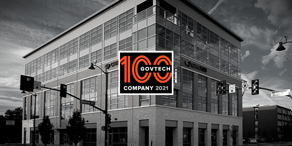[Updated] CivicPlus Recognized as GovTech 100 Company for 2021