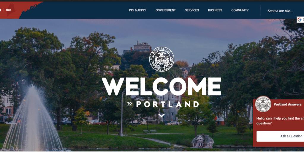 Portland, ME Website Design