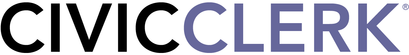 CivicClerk Wordmark