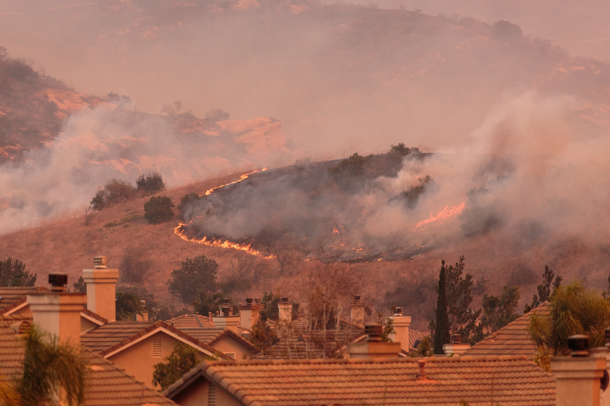 How IPAWS Could Have Saved Lives in the California Wildfires