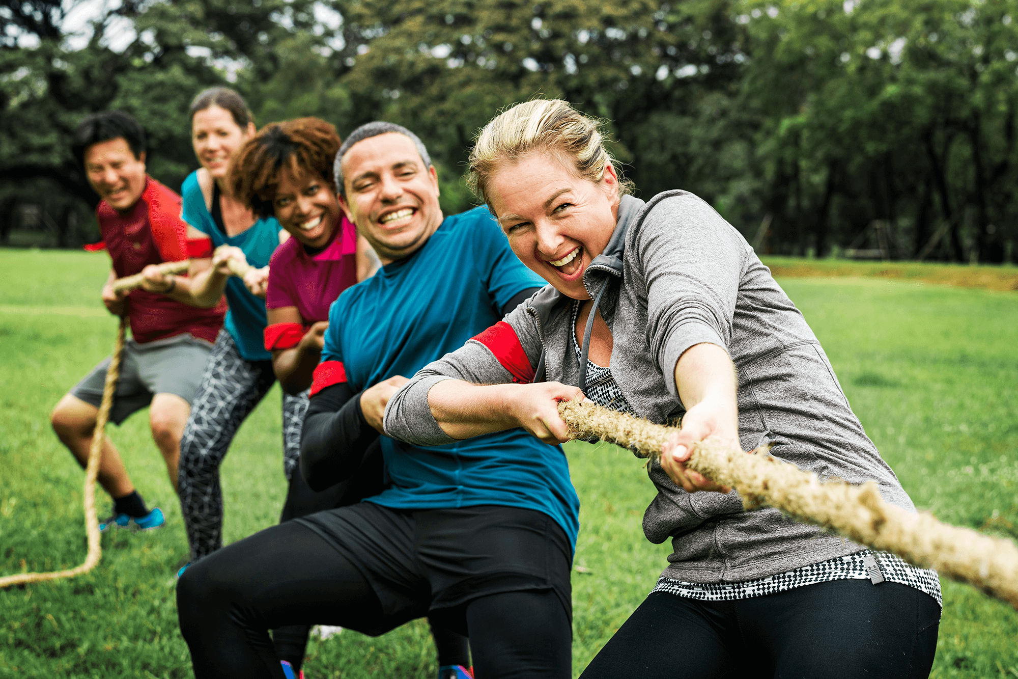 How to Plan a Successful Team Building Retreat for Your Parks and Rec Team