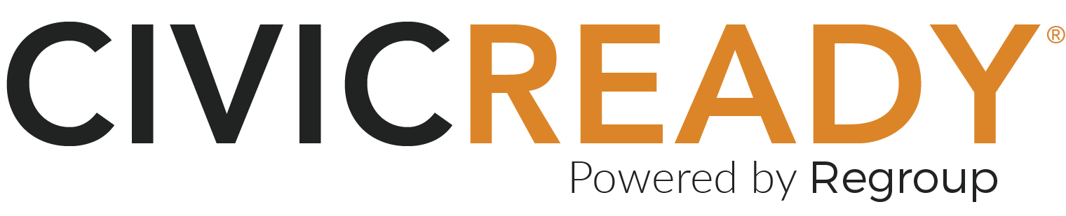 CivicReady Wordmark