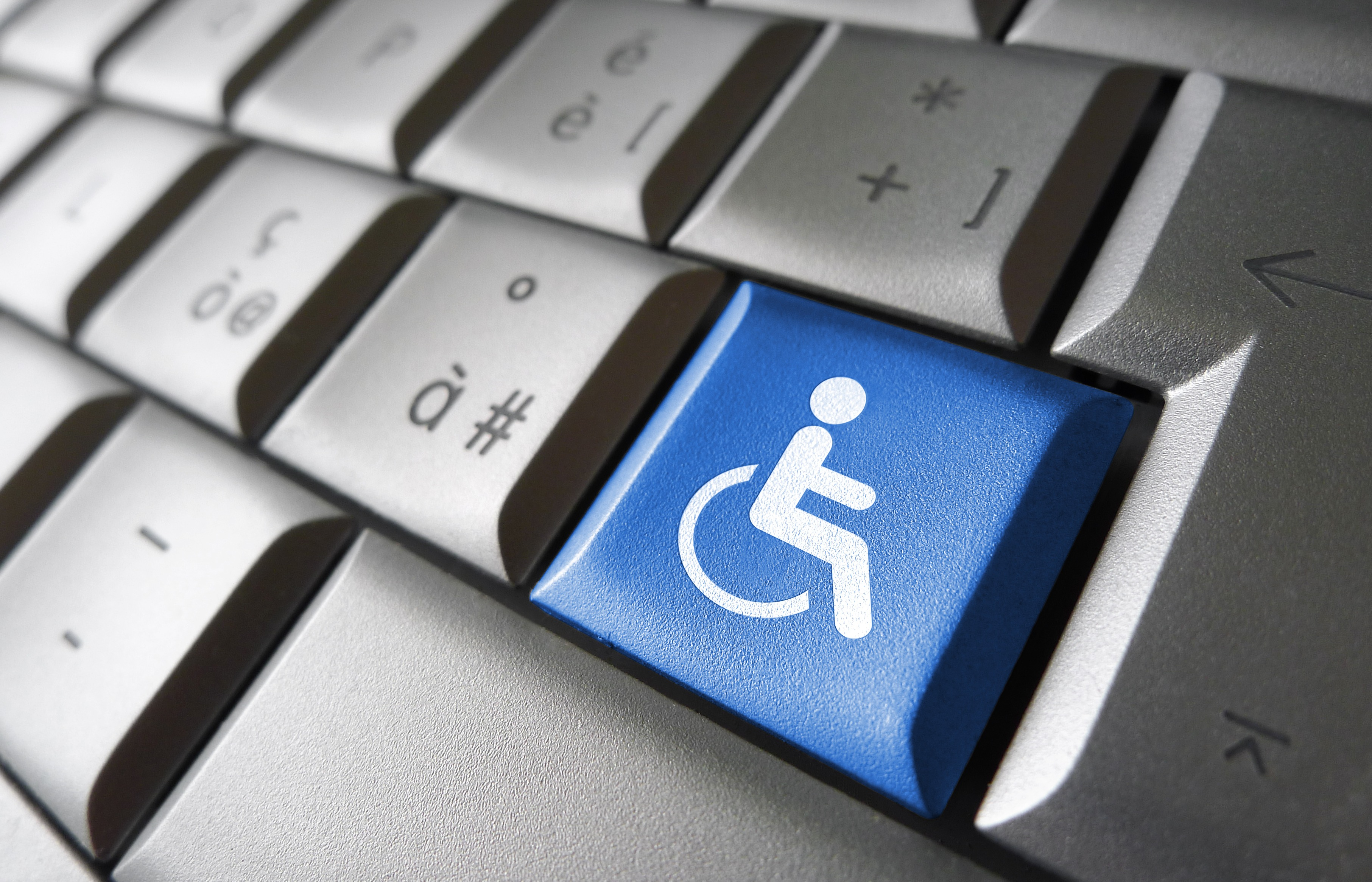 accessible keyboard