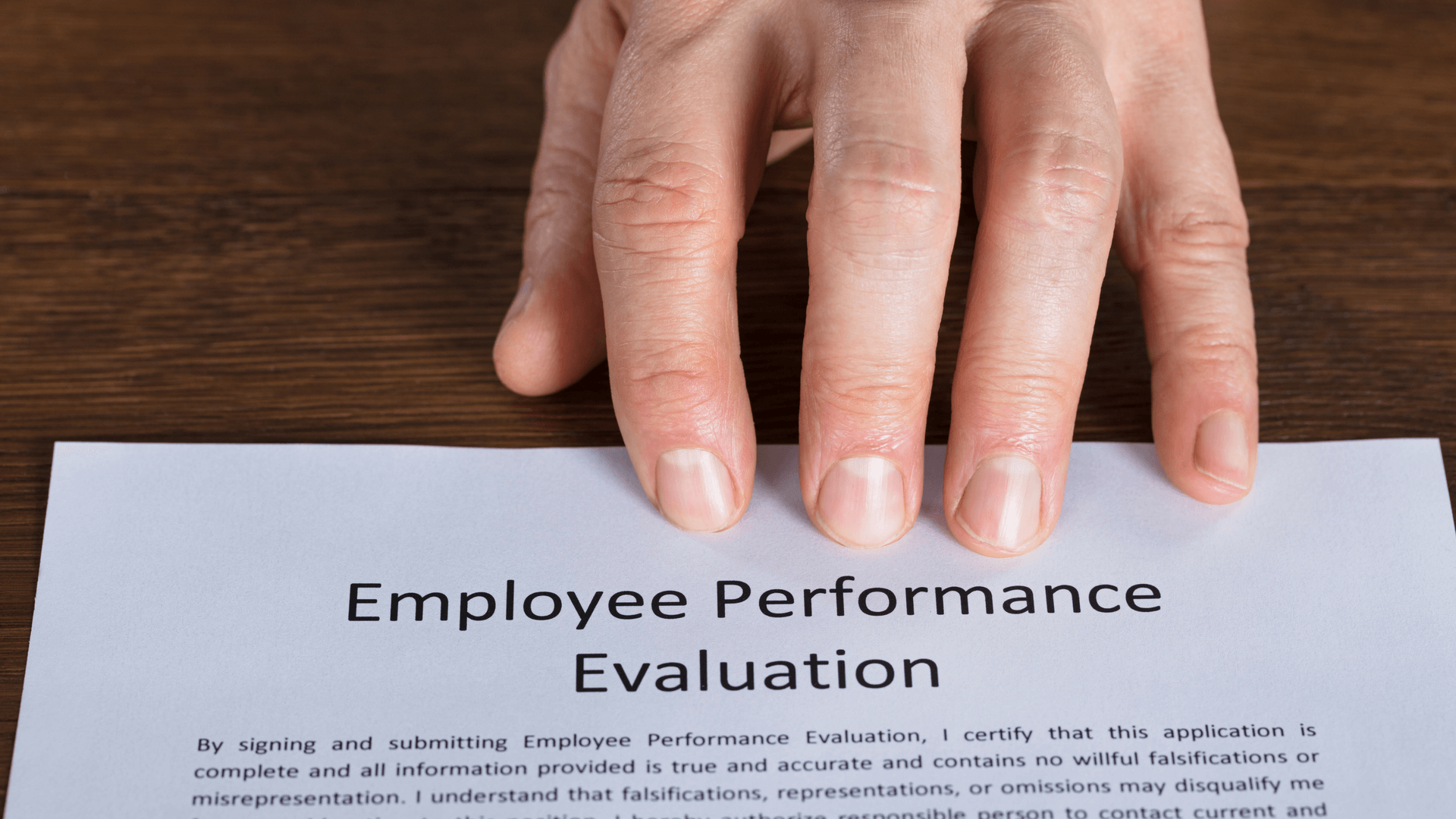 Why Your Performance Reviews are Busted (Hint: It's Not the Process)