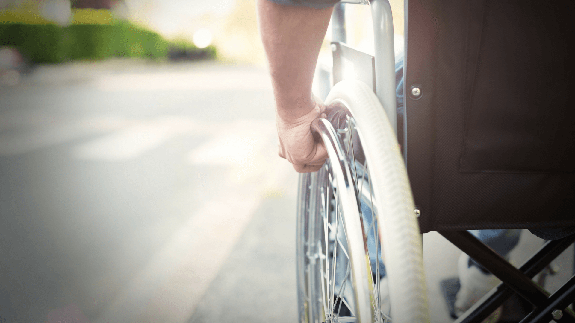 Emergency Preparedness for Citizens Living with Disabilities