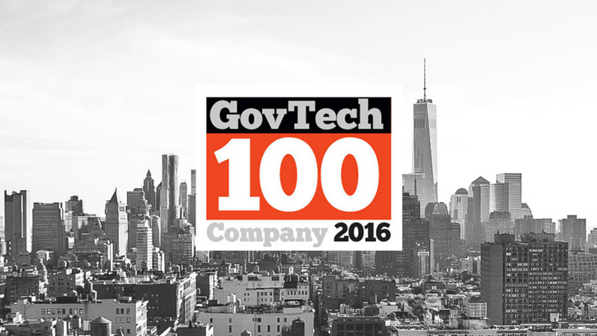 CivicPlus Listed as GovTech100 Leading Companies for Civic Innovation