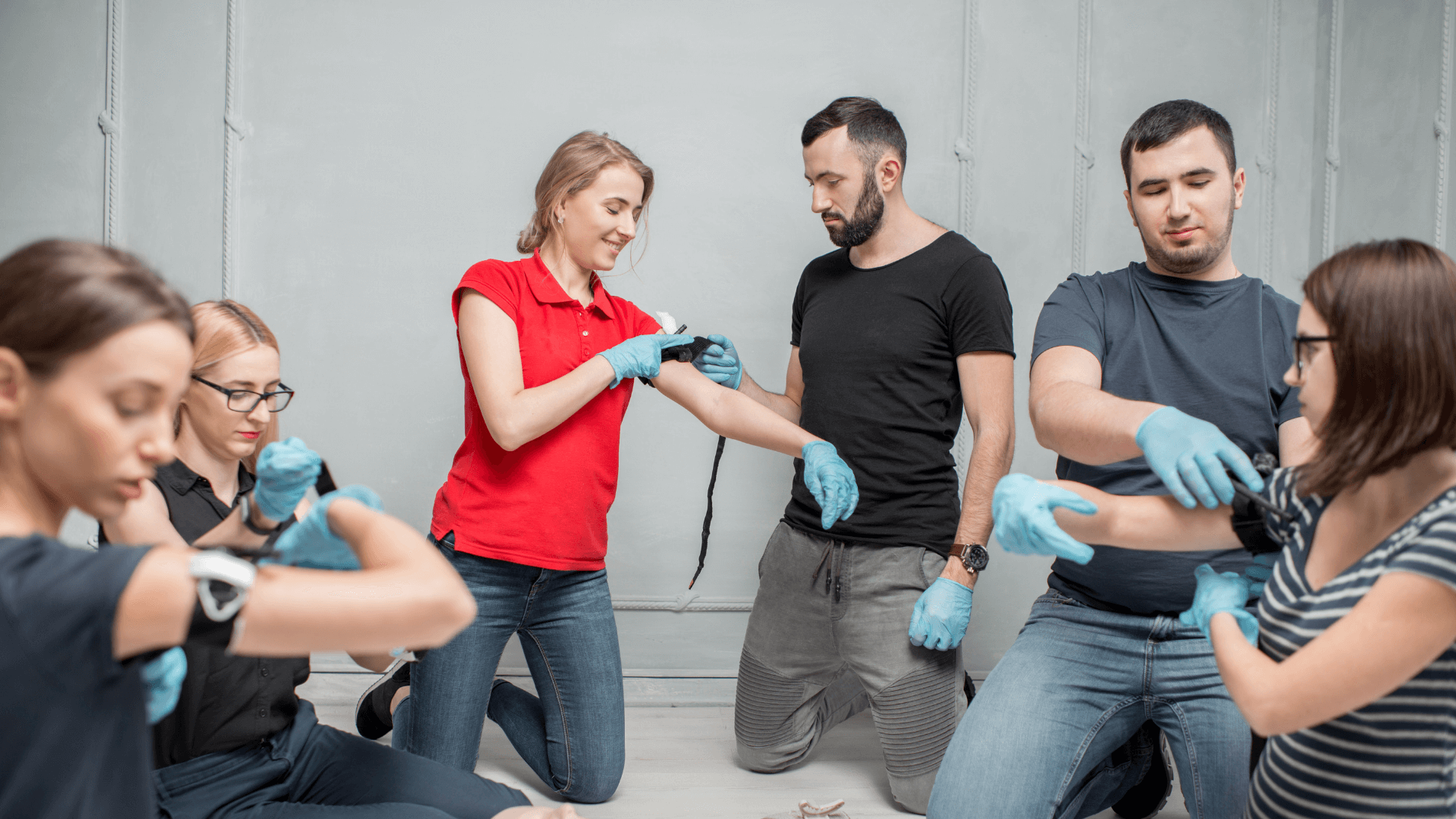 Stop the Bleed: Training Citizen Responders for Active Shooter Events