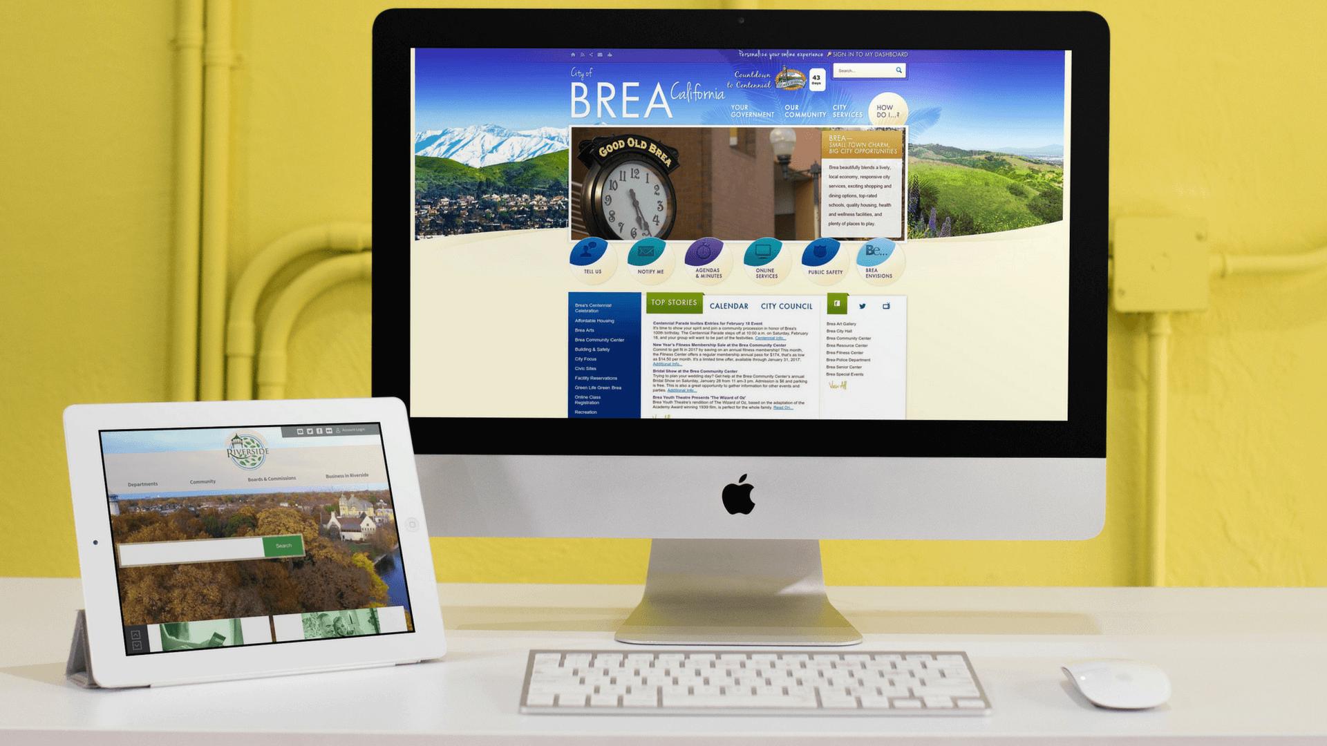 Government Website Design Civicplus