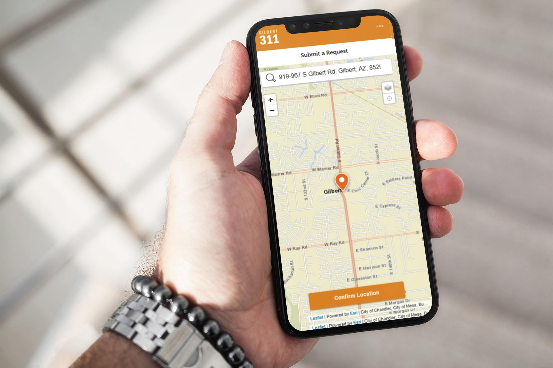 Gilbert, AZ Turns Potholes Into Praise with SeeClickFix Citizen Relationship Management Software
