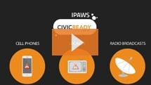 CivicReady and IPAWS